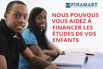 financer études